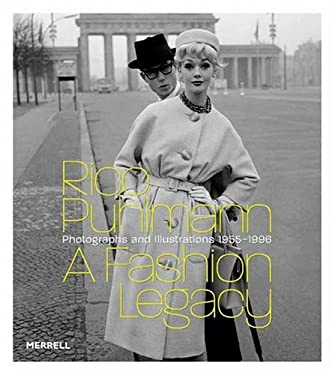 Rico Puhlmann a Fashion Legacy: Photographs and Illustrations 1956-1996 9781858942681