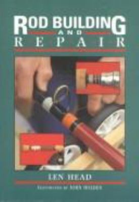 Rod Building and Repair 9781852237196