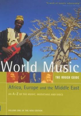 Rough GT World Music Volume 1 Africa Europe & Middle East 9781858286358