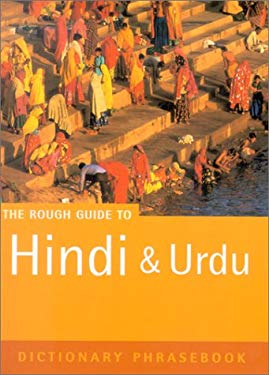 Rough Guide Phrasebook Hindi & Urdu 9781858289229
