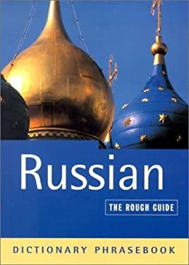 Rough Guide Phrasebook Russian 9781858289212