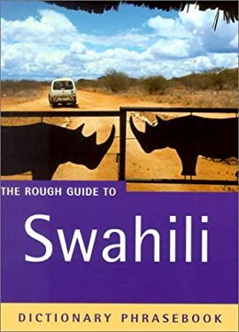 Rough Guide Phrasebook Swahili 9781858289236