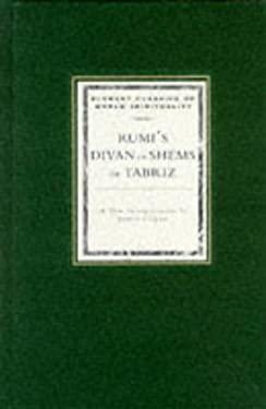 Rumi's Divan-I Shams Tabrizi 9781852309190