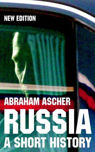 Russia: A Short History 9781851686131