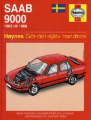 Saab 9000 (85 - 98) 9781859607831