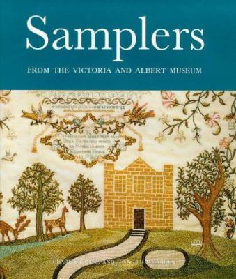 Samplers: From the Victoria & Albert Museum 9781851773091