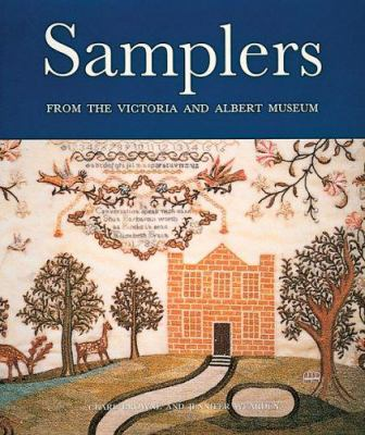 Samplers from the V&a Museum 9781851772902