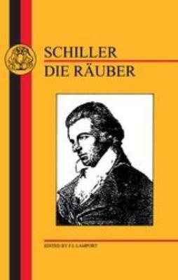 Schiller: Die Rauber 9781853993183