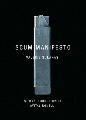 Scum Manifesto 9781859845530