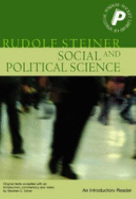 Social and Political Science: An Introductory Reader 9781855841031