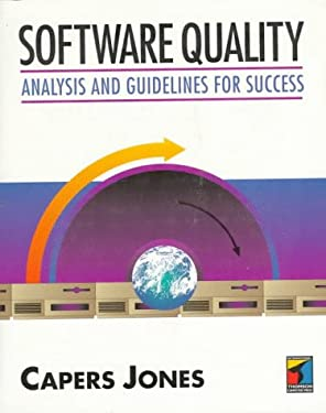Software Quality: Analysis and Guidelines for Success 9781850328674