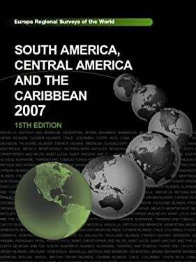 South America, Central America and the Caribbean 9781857433920