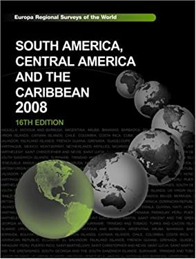 South America, Central America and the Caribbean 9781857434323