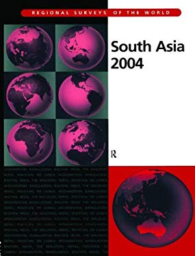 South Asia 2004 9781857432190
