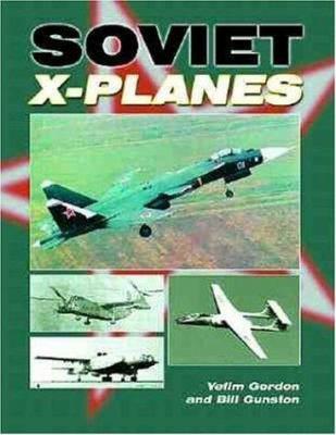 Soviet X-Planes 9781857800999