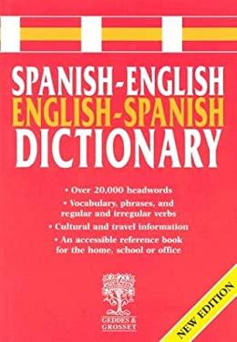 Spanish-English/English-Spanish Dictionary 9781855349629