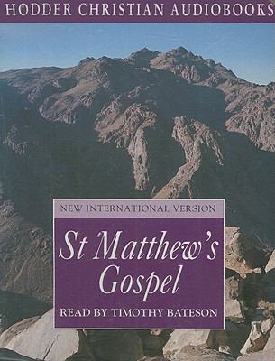 St. Matthew's Gospel: New International Version 9781859981979