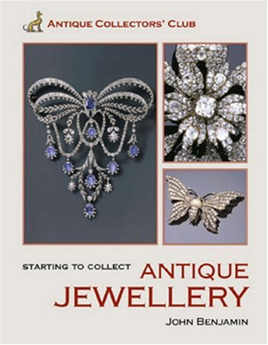 Starting to Collect Antique Jewelry 9781851494071