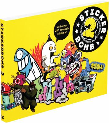 Stickerbomb 2 9781856696623