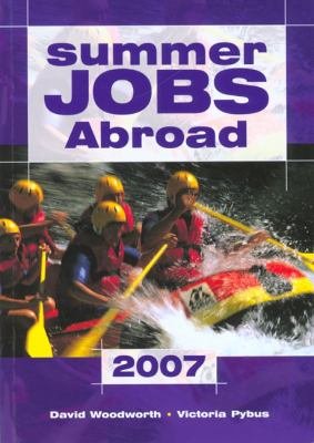 Summer Jobs Abroad 9781854583635