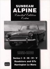 Sunbeam Alpine Limited Edition Extra 1959-1968