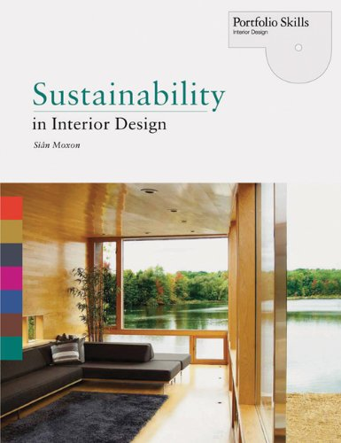Sustainability in Interior Design 9781856698146
