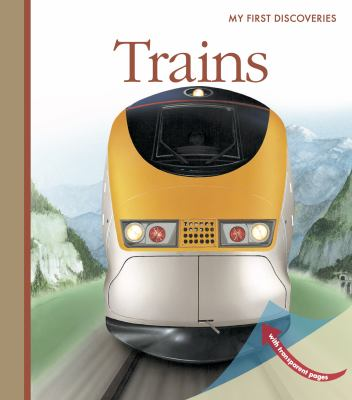 Trains 9781851034000