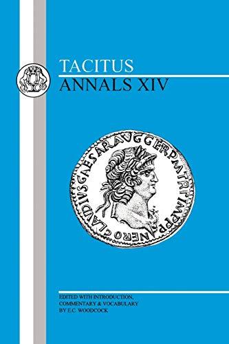 Tacitus: Annals XIV 9781853993152