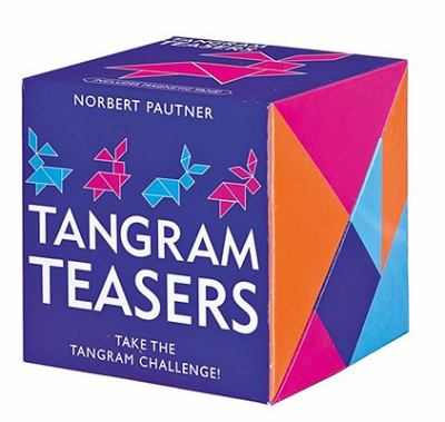 Tangram Teasers: Take the Tangram Challenge! 9781859062470