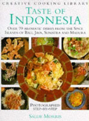 Taste of Indonesia 9781859672600