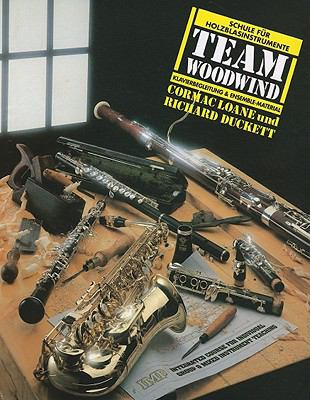Team Woodwind: Piano Acc. / Score (German Language Edition), Score 9781859090985