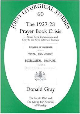 The 1927-28 Prayer Book Crisis 9781853117275