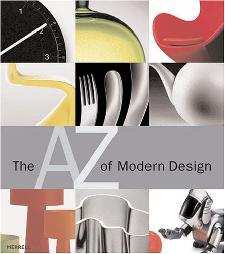 The A-Z of Modern Design 9781858943305
