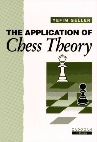 Application of Chess Theory 9781857440676