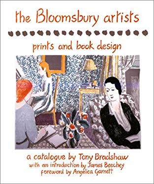 The Bloomsbury Artists: Prints and Book Design 9781859282779