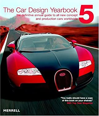 The Car Design Yearbook: The Definitive Annual Guide to All New Concept and Production Cars Worldwide 9781858943190