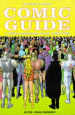 The Comic Guide 9781854104861