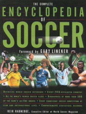 Complete Ency Soccer/ Footb 9781858684871