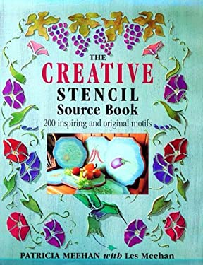 The Creative Stencil Source Book: 200 Inspiring and Original Designs 9781855856097