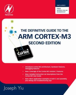 The Definitive Guide to the ARM Cortex-M3 9781856179638