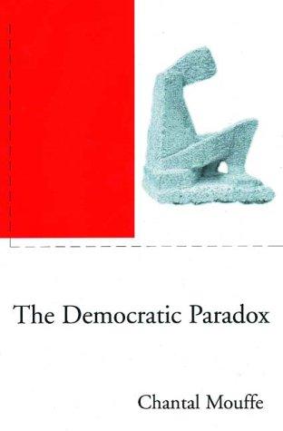 The Democratic Paradox 9781859842799