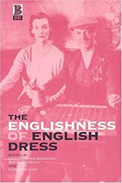 The Englishness of English Dress 9781859735237