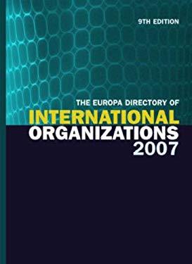 The Europa Directory of International Organizations 9781857434255