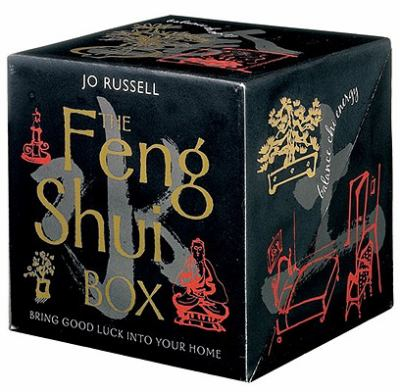 The Feng Shui Box, Book in a Box: Bring Good Luck Into Your Home [With Trigram Cards/Animal Cards and Book of Instruction and Bagua Template Plus Comp 9781859062050