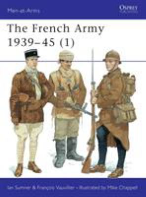 The French Army 1939-45 (1)