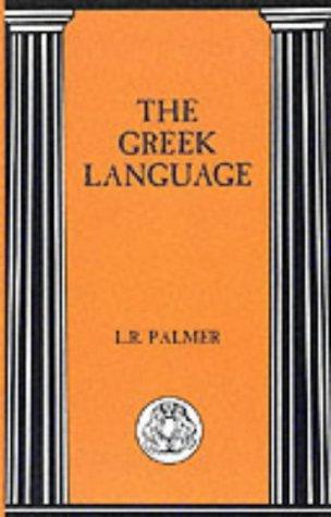 The Greek Language 9781853994661