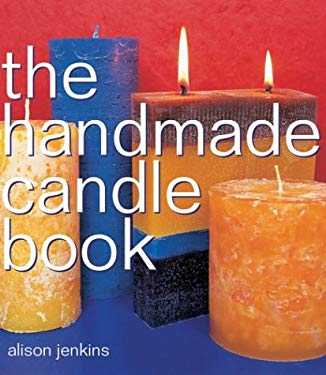 The Handmade Candle Book 9781859744383