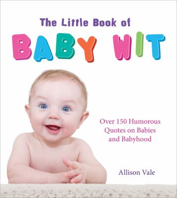 The Little Book of Baby Wit 9781853758126