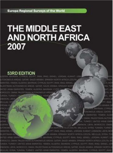 The Middle East and North Africa 9781857433906