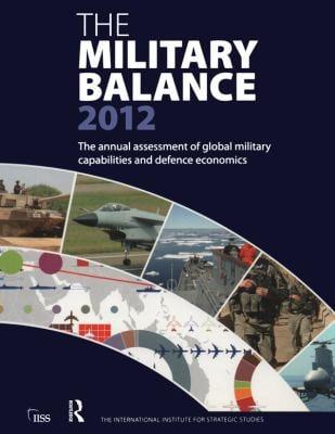 The Military Balance 2012 9781857436426
